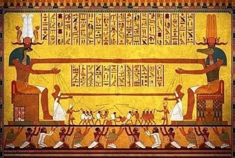 Manipulation Pharaonen