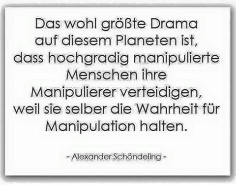 Manipulation Drama